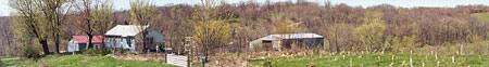 Home of CelticHarps.com, the quite, rolling hills of Van Buren County, Iowa